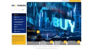 BDO Nomura Home  BDO Unibank, Inc.