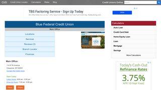 Blue Federal Credit Union - Cheyenne, WY
