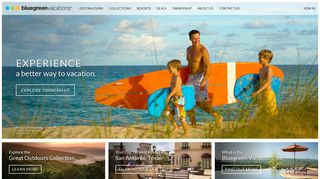 Bluegreen Vacations: Vacation Ownership , Timeshare Resorts