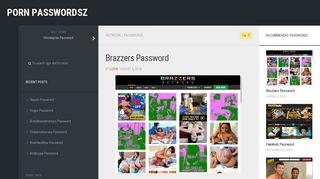 Brazzers Password