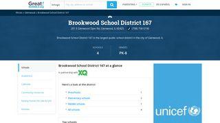 Brookwood School District 167 School District in Glenwood, il ...
