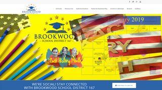 Brookwood School District 167