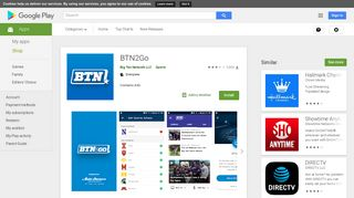BTN2Go on Android - Google Play
