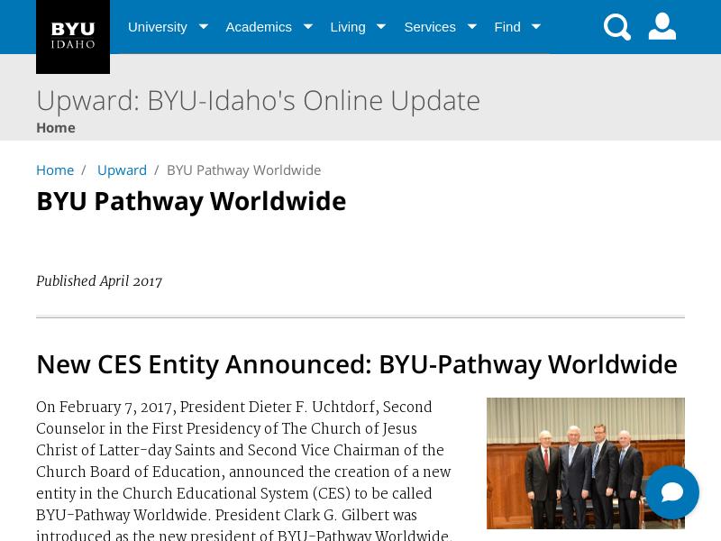 BYU-Pathway Worldwide