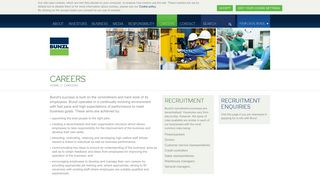 Careers – Bunzl plc