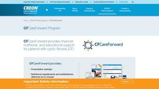 CFCareForward - Creon