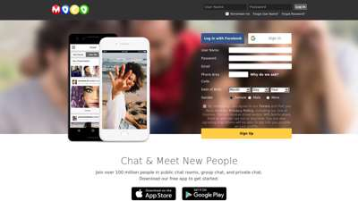 Chat & Meet New People