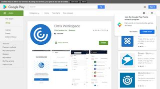 Citrix Receiver - Android Apps on Google Play