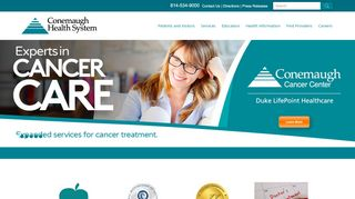 Conemaugh Health System