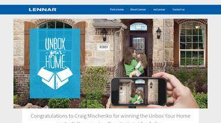 Congratulations to Craig Mischenko for winning the Unbox ...
