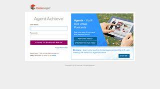 CoreLogic AgentAchieve: Real Estate CRM > Real Estate ...