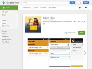 CorrLinks - Android Apps on Google Play