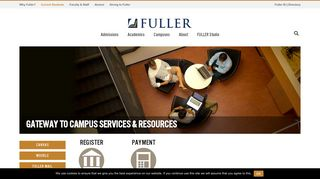 Current Students - Fuller Theological Seminary