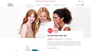 Custom Hair Color & Hair Dye Set | eSalon