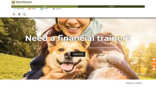 Deere Employees Credit Union: Credit Card, Banking, Auto ...
