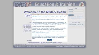 DHA Education and Training - JKO