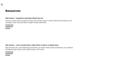DigIn Resources  Digital Insurance