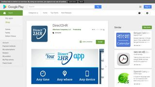 Direct2HR - Apps on Google Play