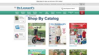 Discount Health Products from Dr. Leonard's Online Health ...