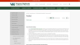 Domain: payline.doa.virginia.gov - Keyword Spy