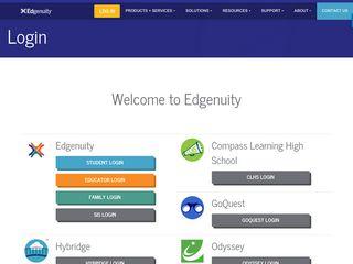 Edgenuity Inc.   Login