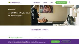 Electronic Health Records - EHR   athenahealth