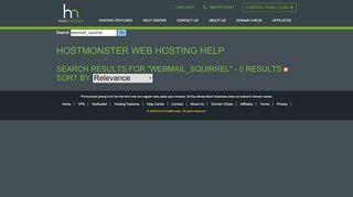 Email Application Setup - HostMonster