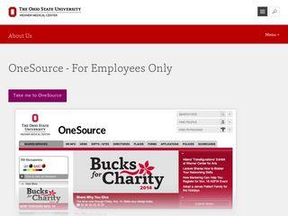 Employee OneSource - The Ohio State University Wexner Medical ...