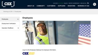 Employees - CSX.com