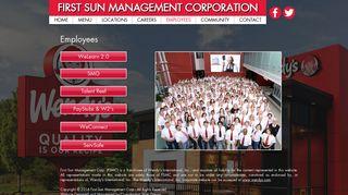 Employees   Wendy's FSMC   Piedmont, SC