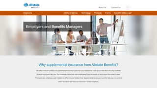 Employers - Allstate Benefits