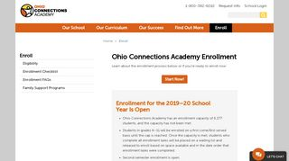 Enroll   Ohio Connections Academy