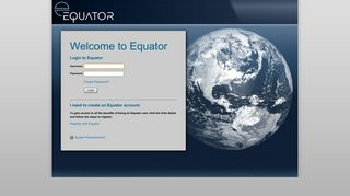 Equator – The Premiere Provider of Real Estate Technology
