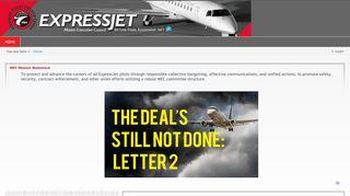 ExpressJet Pilots > Home