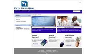 Fifth Third Bank > Home