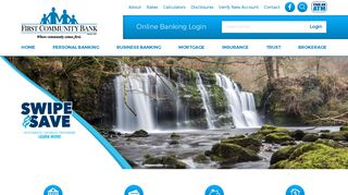 First Community Bank | Arkansas & Missouri