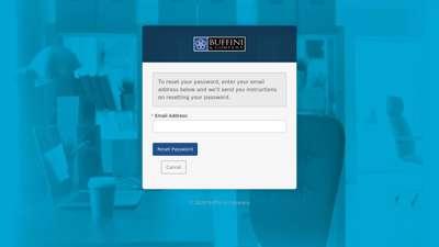 Forgot Password  Buffini & Company