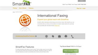 Free Fax, Online Fax Service, Electronic Faxing | SmartFax