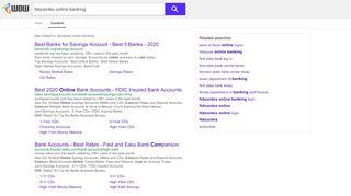 fsbcentex online banking - WOW.com - Content Results