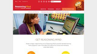 Get Reasoning Mind - Reasoning Mind