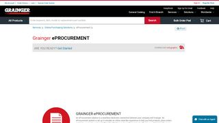 Grainger eProcurement - Grainger Industrial Supply