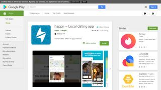 happn – Local dating app - Apps on Google Play
