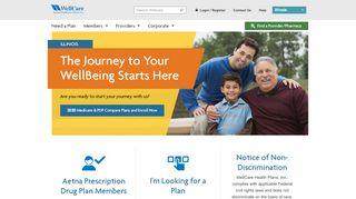 Harmony Health Plan - Illinois | WellCare