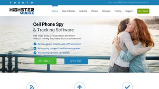 Highster Mobile: Best Cell Phone Monitoring Software