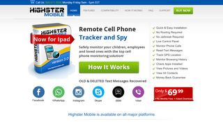 Highster Mobile - Cell Phone Spy & Monitoring Software ...