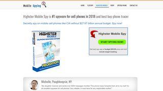 Highster Mobile - Mobile Spying ™ Mobilespy