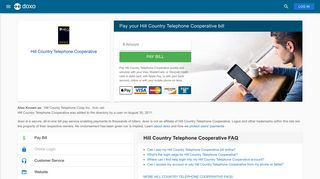 Hill Country Telephone Cooperative | Pay Your Bill Online ...