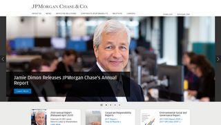 Home  JPMorgan Chase & Co.