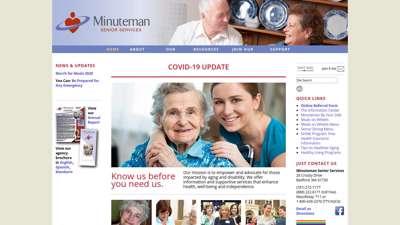 Home — Minuteman Senior Services