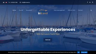 Homepage - IN Travel
